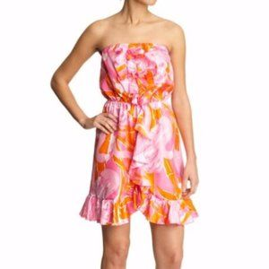 NWOT Lilly Pulitzer Silk Tiernan Dress